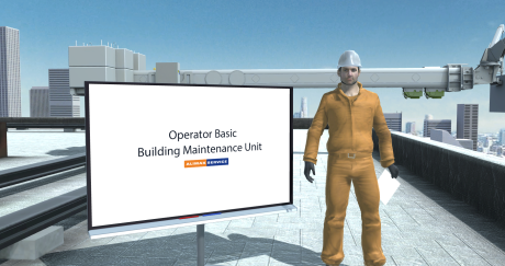 Operator Basic Online Training: BUILDING MAINTENANCE UNITS